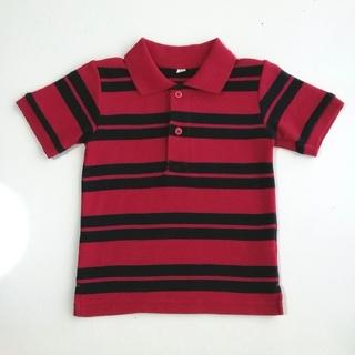 ニシマツヤ(西松屋)のポロシャツ キッズ95㎝ 西松屋(Tシャツ/カットソー)