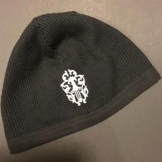 クロムハーツ(Chrome Hearts)の【正規品】クロムハーツ ダガー ニット帽 ワッフル 美品(ニット帽/ビーニー)