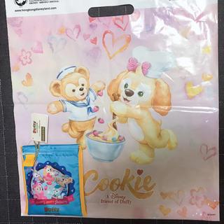 ダッフィー(ダッフィー)の香港ディズニー ハッピーミュージック エコバッグ(エコバッグ)