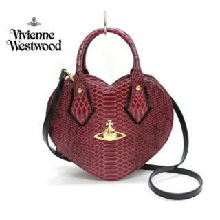 ヴィヴィアンウエストウッド(Vivienne Westwood)の美品 Vivienne westwood ハートバッグ(ハンドバッグ)