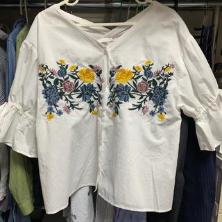 アズノウアズ(AS KNOW AS)のシャツ(シャツ/ブラウス(半袖/袖なし))