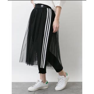 adidas - adidas TULLE SKIRT(新品)