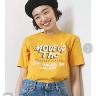 アングリッド(Ungrid)の【新品】アングリッド  ロゴ Tシャツ(Tシャツ(半袖/袖なし))