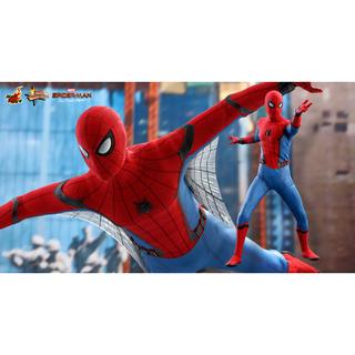 MARVEL - ホットトイズ 『スパイダーマン:ファー・フロム・ホーム』(ライト版)限定品