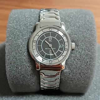ブルガリ(BVLGARI)のBVLGARI ブルガリ ソロテンポ ST29S OH済(腕時計)