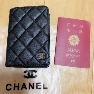 CHANEL - CHANEL コスメ海外限定ノベルティ パスポートケース