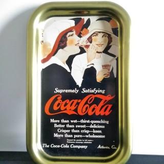 コカコーラ(コカ・コーラ)のコカ・コーラ ヴィンテージ トレー(ノベルティグッズ)