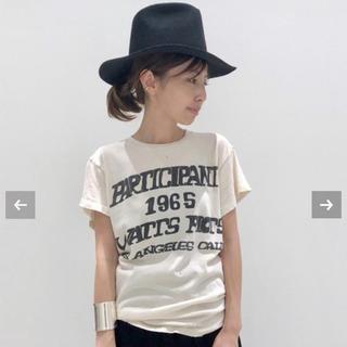 L'Appartement DEUXIEME CLASSE - MADE WORN WATTS RIOT Tシャツ☆アパルトモン☆新品