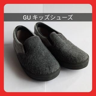 GU - 【送料無料】 GU キッズシューズ サイズ18cm