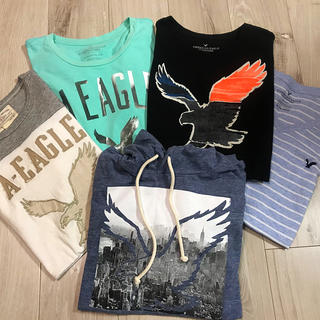 American Eagle - アメリカンイーグル Tシャツセット