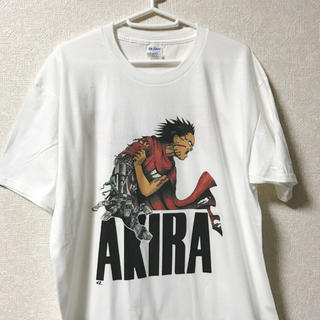 AKIRA Tシャツ 白