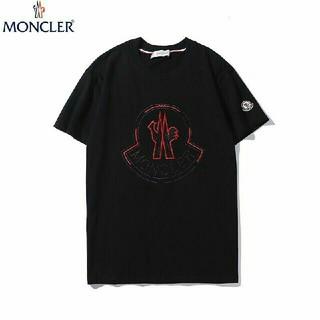 モンクレール(MONCLER)の1枚3000円送料込み 男女兼用 Tシャツ 半袖 美品(Tシャツ(半袖/袖なし))