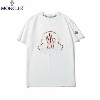 モンクレール(MONCLER)の枚3000円送料込み 男女兼用 Tシャツ 半袖 美品(Tシャツ(半袖/袖なし))