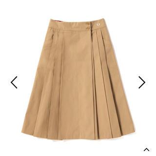 フレッドペリー(FRED PERRY)のフレッドペリー 巻きスカート (ひざ丈スカート)