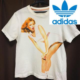 アディダス(adidas)の激レア adidas アディダスオリジナルス Tシャツ マリリンモンロー(Tシャツ/カットソー(半袖/袖なし))