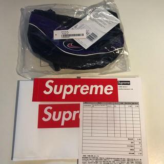 Supreme - 紫 Supreme/Nike Shoulder Bag