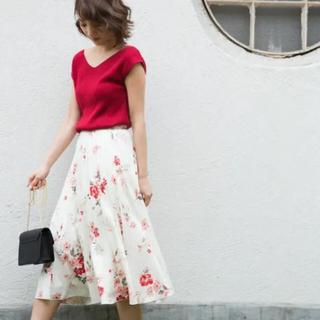 MERCURYDUO - マーキュリーデュオ ♡ 花柄プリーツスカート