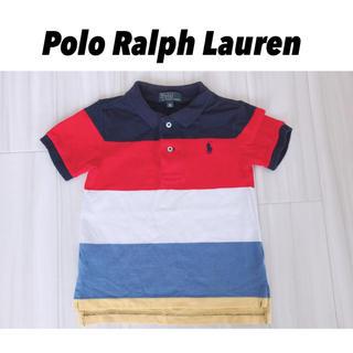 ポロラルフローレン(POLO RALPH LAUREN)のPolo Ralph Lauren ✩.*˚ ボーダーポロシャツ(Tシャツ/カットソー)
