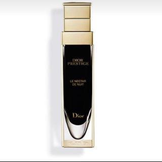 ディオール(Dior)のDior プレステージ ル ネクター ニュイ 30ml(美容液)