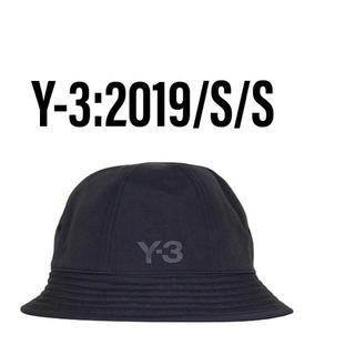 ワイスリー(Y-3)の【黒/新品】Y-3 BUCKET HAT(ワイスリーバケットハット)(ハット)