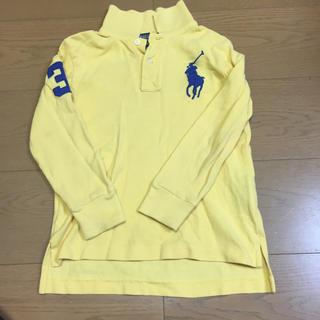 ポロラルフローレン(POLO RALPH LAUREN)のラルフローレン 長袖ポロシャツ5T(Tシャツ/カットソー)