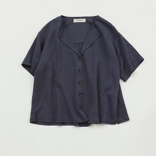 TODAYFUL - todayful カラーレスラフシャツ トップス シャツ 新品 ブルー