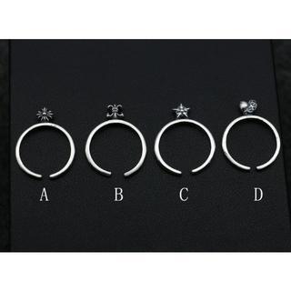 クロムハーツ(Chrome Hearts)のK143クロムハーツリング(リング(指輪))