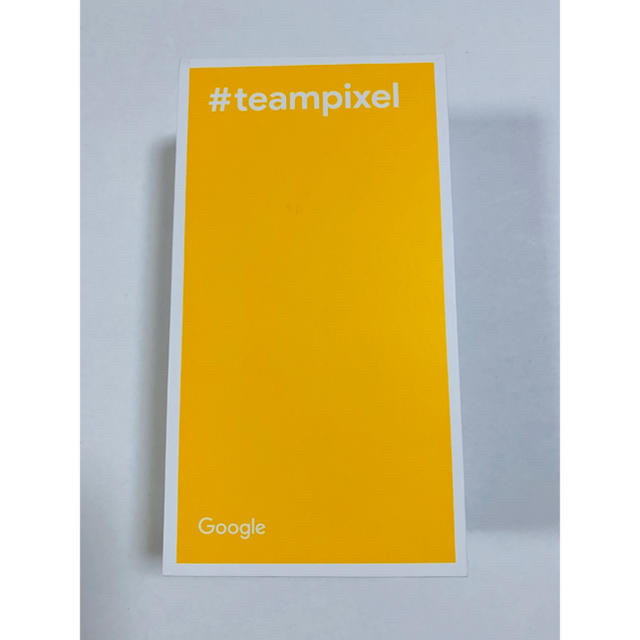 ANDROID(アンドロイド)のGoogle Pixel 3 64GB SIMフリー スマホ/家電/カメラのスマートフォン/携帯電話(スマートフォン本体)の商品写真