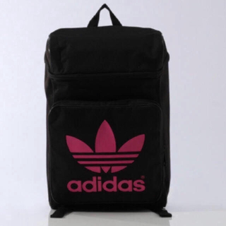 アディダス(adidas)の希少 adidas originals BP CLASSIC  黒 ピンク(リュック/バックパック)