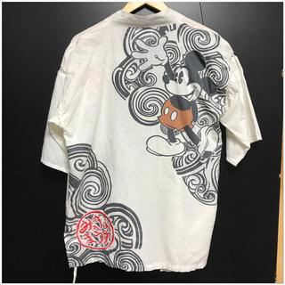 ディズニー(Disney)のディズニー  ミッキー  甚平(浴衣)