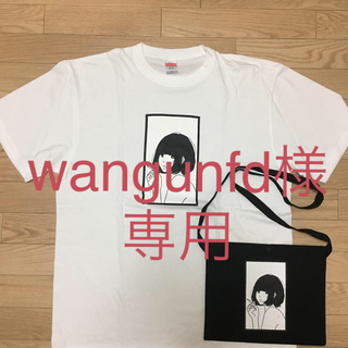 Yohji Yamamoto - 0.14 夕海 TシャツXL サコッシュ セット販売