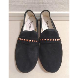 レペット(repetto)のレペット フラットシューズ 37サイズ(ローファー/革靴)
