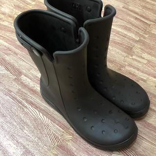 クロックス(crocs)のクロックス 長靴 茶色 メンズ(長靴/レインシューズ)