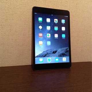 Apple - 他にも色々出品しています iPad mini Apple アップル 黒1