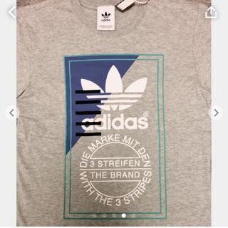 アディダス(adidas)のadidas Tシャツ Mサイズ新品未使用送料込み(Tシャツ/カットソー(半袖/袖なし))