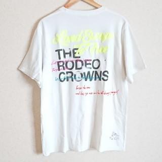 ロデオクラウンズワイドボウル(RODEO CROWNS WIDE BOWL)のRCWB メンズ0528 Tシャツ(Tシャツ/カットソー(半袖/袖なし))