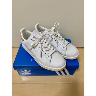 adidas - adidas スタンスミス グレー