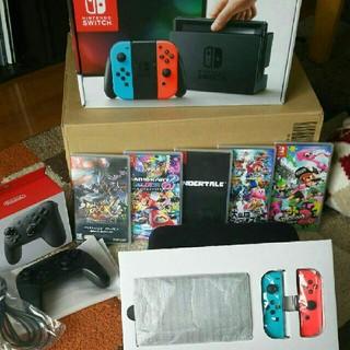 Nintendo Switch - まとめ売り 美品 Nintendo Switch