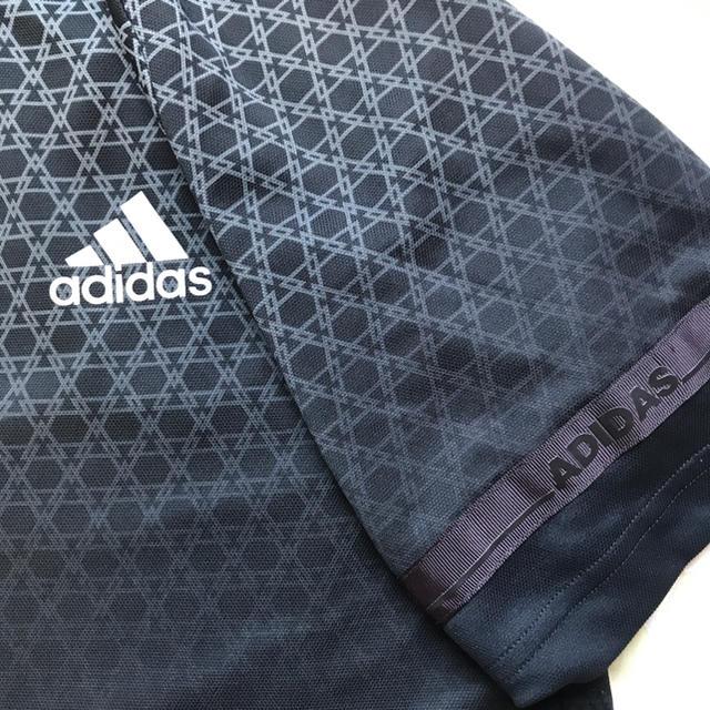 adidas(アディダス)のポロシャツアディダス Oサイズ スポーツ/アウトドアのゴルフ(ウエア)の商品写真