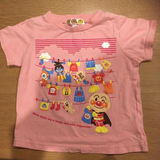 バンダイ(BANDAI)のアンパンマン Tシャツ  90cm(Tシャツ/カットソー)
