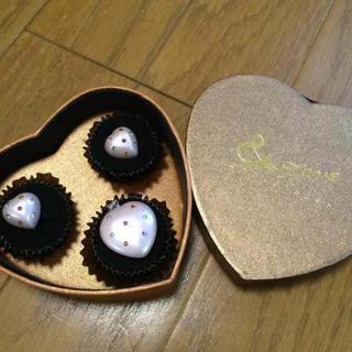 &LOVE☆ネックレスとイヤリングのセット(ネックレス)
