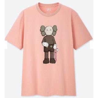 """UNIQLO - カウズ ユニクロ コラボ Tシャツ(L) 新品  """"KAWS:SUMMER"""""""