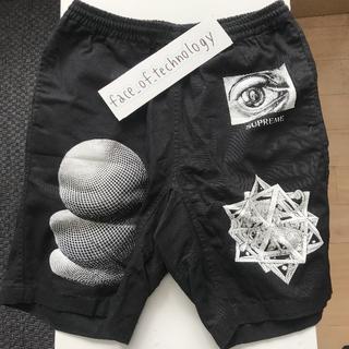 Supreme - Supreme M.C. Escher Short エッシャー ショート 黒