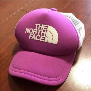 ザノースフェイス(THE NORTH FACE)のkids L ノースフェイス キャップ(帽子)