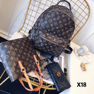 LOUIS VUITTON - バックパック/ハンドバッグ/財布