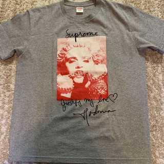 Supreme - Supreme Madonna Tee 灰色Mサイズ