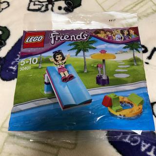 レゴ(Lego)のレゴフレンズ ウォータースライダー 30401(積み木/ブロック)