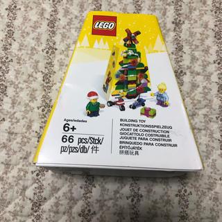 レゴ(Lego)のレゴ LEGO クリスマス ミニフィグ 非売品(積み木/ブロック)