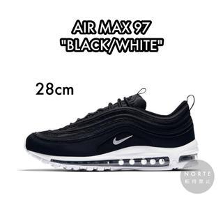 ナイキ(NIKE)の【新品/28cm】NIKE AIR MAX 97 ブラック 黒(スニーカー)