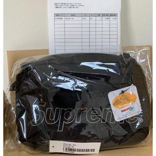 Supreme - Supreme shoulder bag (black) 国内正規品 新品未使用